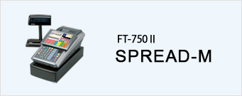 FT-750 Ⅱ SPREAD-M