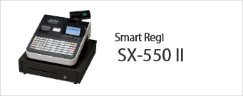 Smart REGI SX-550II